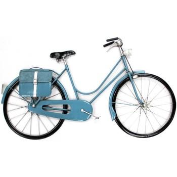 Otthon Szobrok, figurák Signes Grimalt Kerékpárfal Dísz Azul