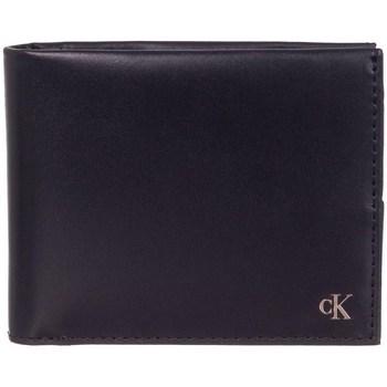 Táskák Férfi Pénztárcák Calvin Klein Jeans Mono Hardware Fekete