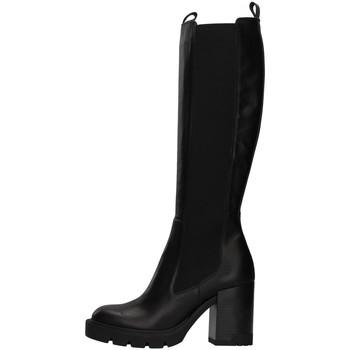 Cipők Női Városi csizmák Janet&Janet 02353 BLACK