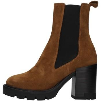 Cipők Női Bokacsizmák Janet&Janet 02350 BROWN