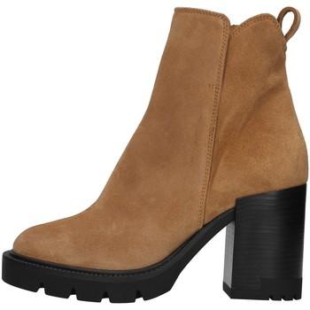 Cipők Női Bokacsizmák Janet&Janet 02351 BROWN