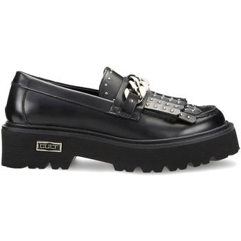 Cipők Női Mokkaszínek Cult CLW319402 Fekete