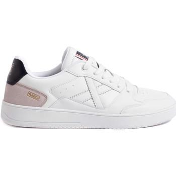 Cipők Férfi Rövid szárú edzőcipők Munich 8908001 Fehér