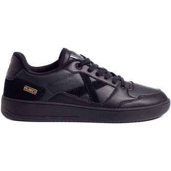 Cipők Férfi Rövid szárú edzőcipők Munich 8908005 Fekete