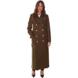 Ruhák Női Kabátok Fracomina FR21WC1014W49301 Zöld
