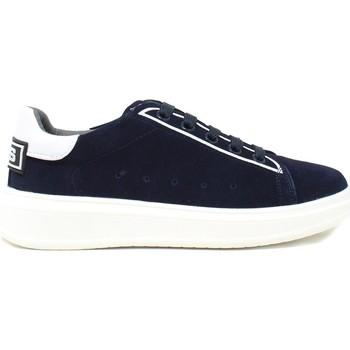 Cipők Gyerek Rövid szárú edzőcipők 4us 4U-002A Kék