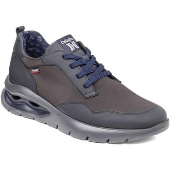 Cipők Férfi Rövid szárú edzőcipők CallagHan 45406 Szürke
