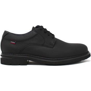 Cipők Férfi Oxford cipők CallagHan 16400 Fekete