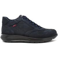 Cipők Férfi Rövid szárú edzőcipők CallagHan 42604 Kék
