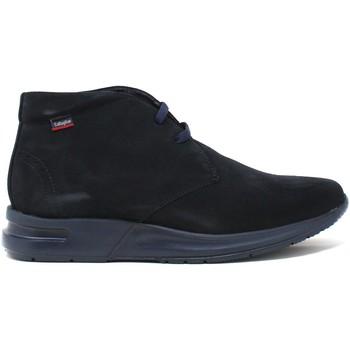 Cipők Férfi Csizmák CallagHan 91303 Kék