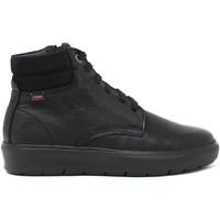 Cipők Férfi Magas szárú edzőcipők CallagHan 45508 Fekete