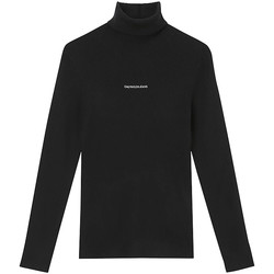 Ruhák Női Pulóverek Calvin Klein Jeans J20J216606 Fekete