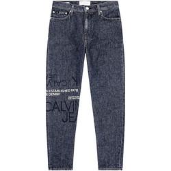 Ruhák Női Farmerek Calvin Klein Jeans J20J217449 Fekete