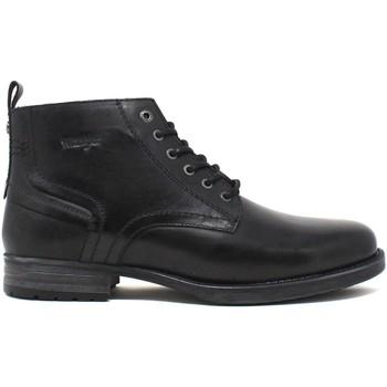 Cipők Férfi Csizmák Wrangler WM12061A Fekete