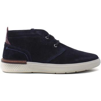 Cipők Férfi Csizmák Wrangler WM12092A Kék