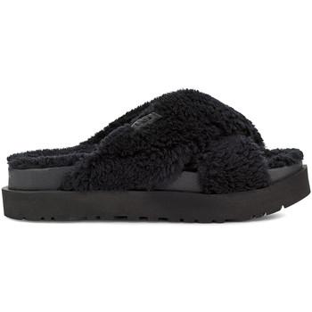 Cipők Női Mamuszok UGG UGSFUZSBLK1120860W Fekete