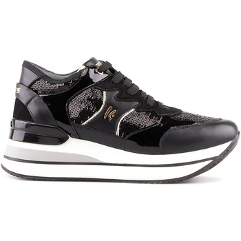 Cipők Női Rövid szárú edzőcipők Keys K-5532 Fekete
