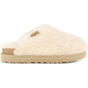 Cipők Női Mamuszok UGG UGSFUZSNAT1121634W Bézs