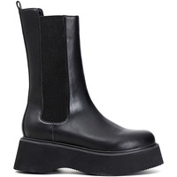 Cipők Női Bokacsizmák Café Noir FL9040 Fekete