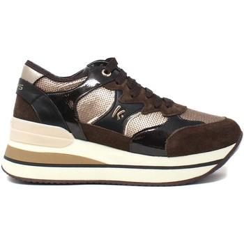 Cipők Női Rövid szárú edzőcipők Keys K-5532 Barna