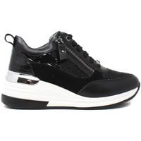 Cipők Női Rövid szárú edzőcipők Keys K-5512 Fekete