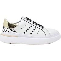 Cipők Női Rövid szárú edzőcipők Keys K-5580 Fehér