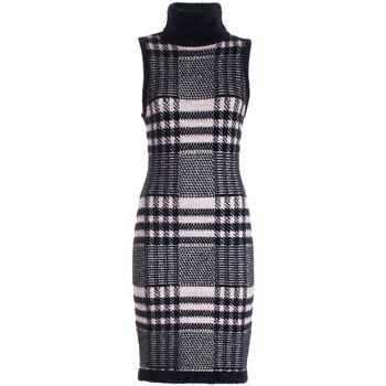 Ruhák Női Rövid ruhák Fracomina FR21WD5010K46495 Fekete