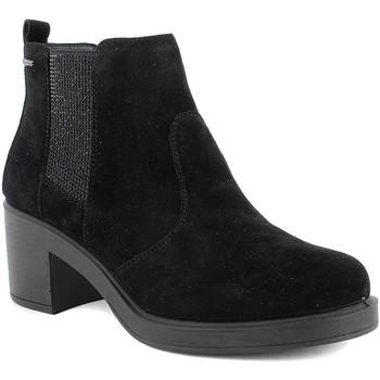 Cipők Női Bokacsizmák IgI&CO 8152922 Fekete