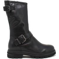Cipők Női Városi csizmák Valleverde 49210 Fekete