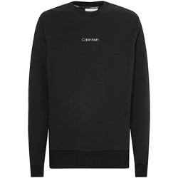 Ruhák Férfi Pulóverek Calvin Klein Jeans K10K107895 Fekete