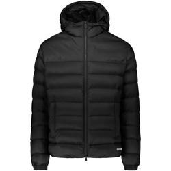 Ruhák Férfi Steppelt kabátok Ciesse Piumini 203CFMJ01309 N021D0 Fekete