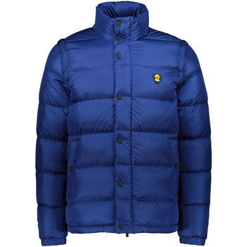 Ruhák Férfi Steppelt kabátok Ciesse Piumini 214CPMJ21496 N3F11D Kék