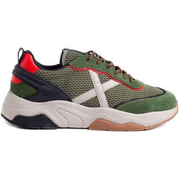 Cipők Férfi Rövid szárú edzőcipők Munich 8770065 Zöld