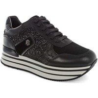 Cipők Női Rövid szárú edzőcipők Lumberjack SWA0312 002 V60 Fekete