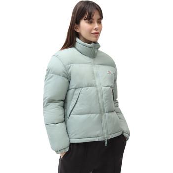 Ruhák Női Steppelt kabátok Dickies DK0A4XP3B871 Zöld