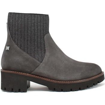 Cipők Női Bokacsizmák CallagHan 13436 Fekete