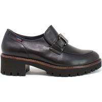 Cipők Női Mokkaszínek CallagHan 13438 Fekete