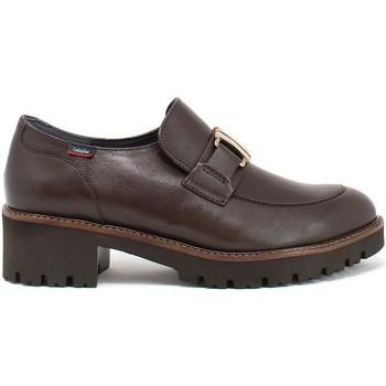 Cipők Női Mokkaszínek CallagHan 13438 Barna
