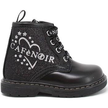 Cipők Lány Csizmák Café Noir C-1510 Fekete