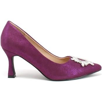 Cipők Női Félcipők Gold&gold B21 GP155 Ibolya