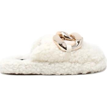 Cipők Női Mamuszok Gold&gold B21 FL159 Fehér