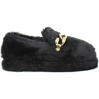 Cipők Női Mamuszok Gold&gold B21 FL158 Fekete