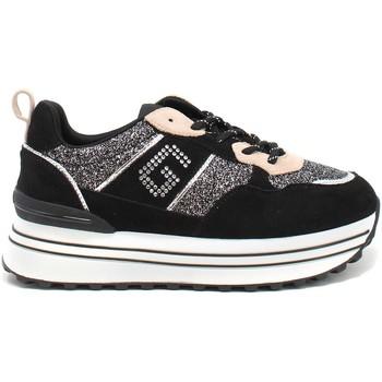 Cipők Női Rövid szárú edzőcipők Gold&gold B21 GB142 Fekete