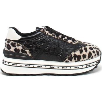 Cipők Női Rövid szárú edzőcipők Gold&gold B21 GB151 Fekete