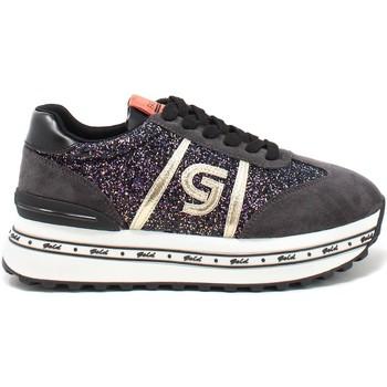 Cipők Női Rövid szárú edzőcipők Gold&gold B21 GB151 Szürke