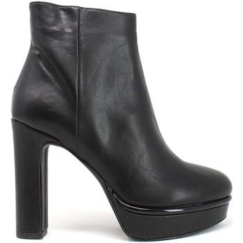 Cipők Női Bokacsizmák Grace Shoes 5202006 Fekete