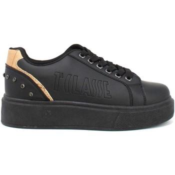 Cipők Női Rövid szárú edzőcipők Alviero Martini 0131 201D Fekete
