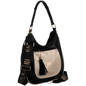 Táskák Női Kézitáskák Badura 131300 Fekete