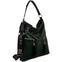 Táskák Női Kézitáskák Badura 131180 Zöld