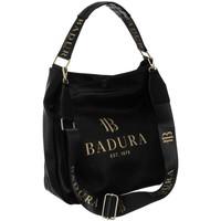 Táskák Női Kézitáskák Badura 94680 Fekete